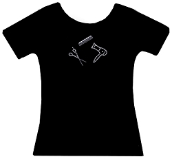 Styling Tools Rhinestone Shirt